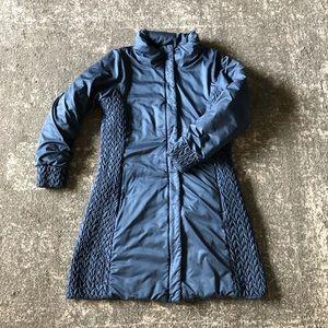 Women's longer down Patagonia coat